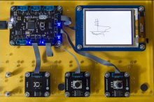 Etch-A-Netduino Go - Creating an Etch A Sketch with the .Net Micro Framework and the Netduino Go