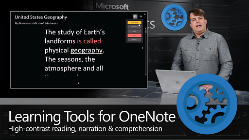 Learning Tools for OneNote
