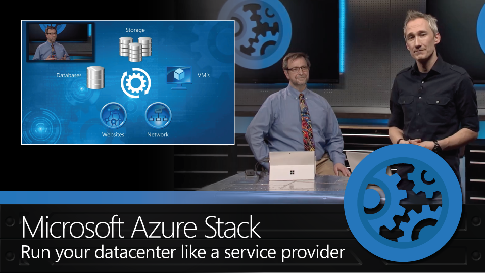 An early look at Azure Stack and what it means for IT, with Jeffrey Snover