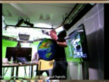 Kinect Earth Move