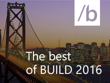 The best of Build 2016