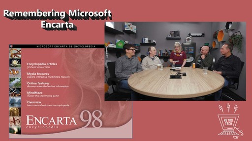 Remembering Microsoft Encarta