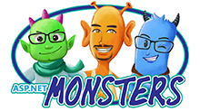 ASP.NET Monsters