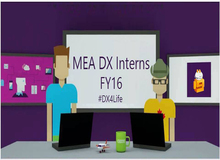 MEA DX Interns