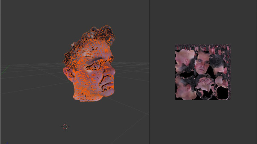 Make a 3D Model of Your Head...
