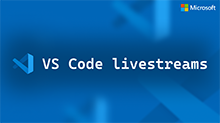 VS Code Livestreams