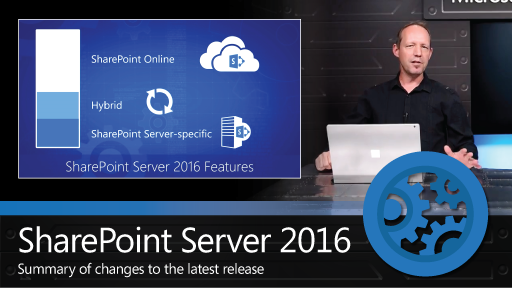 Foundation for the Future: SharePoint Server 2016