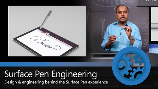 The design and performance of Surface Pen, an engineer's tour