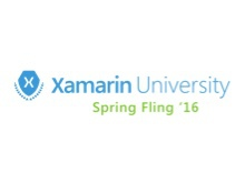 Xamarin University Spring Fling '16