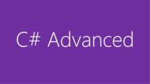 C# Advanced