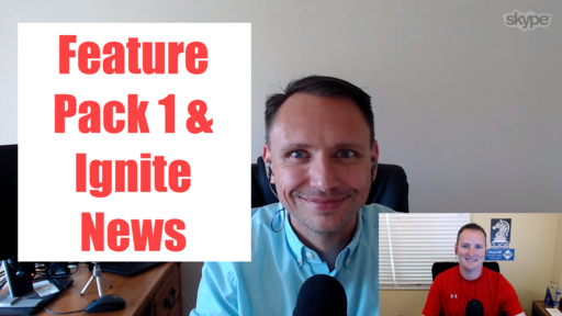 #307: Feature Pack 1 for SharePoint, Azure Stack TP2 & Ignite announcements