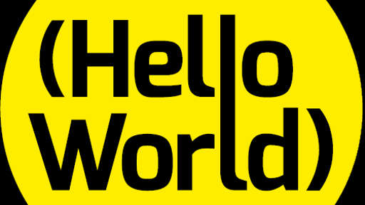 (Hello [Educators, Teachers and Learners] World)
