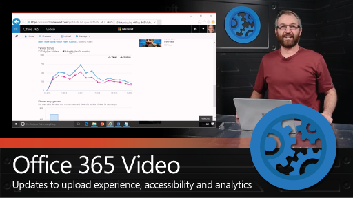 What's New: Office 365 Video