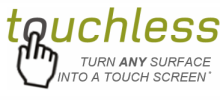 """Touchless Touch"" with the Kinect"