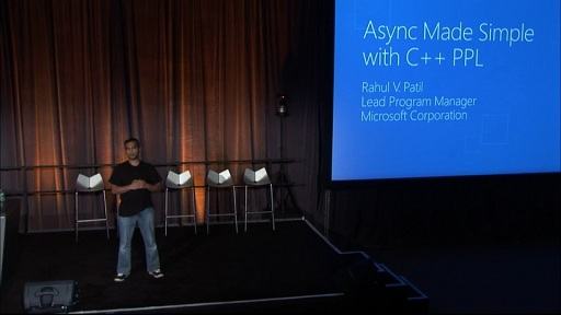 Async made simple with C++ PPL