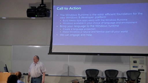 Martyn Lovell: The Windows Runtime