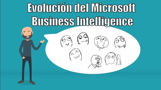 Evolución del Business Intelligence - Microsoft