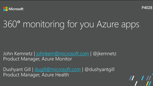 360° monitoring for your Microsoft Azure apps