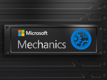 Microsoft Mechanics