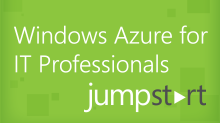 Windows Azure for IT Professionals