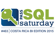SQL Saturday #463 Costa Rica BI Edition 2015