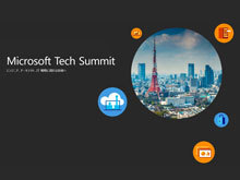 Microsoft Tech Summit 2016