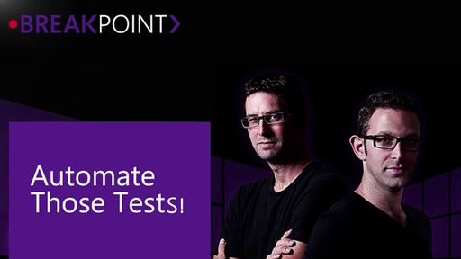 Automated Testing with Visual Studio