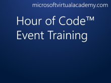Hour of Code Event Training