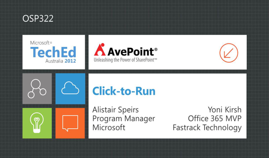 Click-to-Run: The New Office Deployment and Update Management