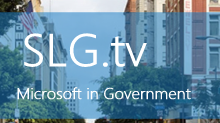 Microsoft in Government: SLG.tv