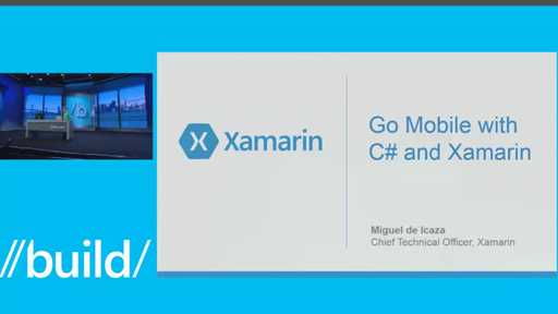 Go Mobile with C# and Xamarin