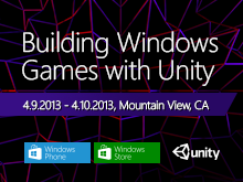 Building Windows Games with Unity