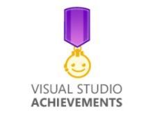 Visual Studio Achievements Widget