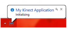 """Kinect Status Notifier"""