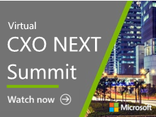 CXO NEXT Summit 2015
