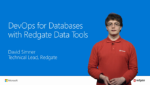 Database DevOps with Redgate Data Tools