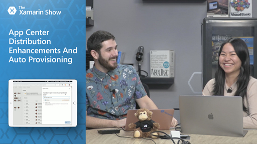 App Center Distribution Enhancements And Auto Provisioning | The Xamarin Show