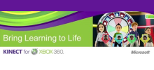Teaching with Kinect? Know there's a free trial program? Oh and there are 200+ Activity plans?
