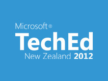 TechEd New Zealand 2012