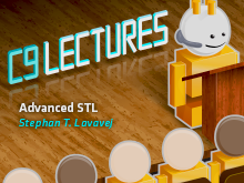 C9 Lectures: Stephan T Lavavej - Advanced STL