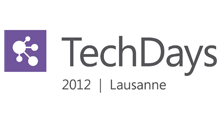 TechDays 12 Lausanne