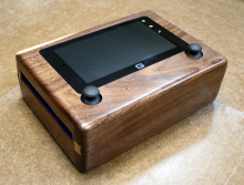 """Gadgetab – the Gadgeteer Tablet"""