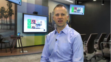 Creating the business intelligence ecosystem at Microsoft