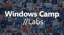 Window Camp //Labs 2015 Russia