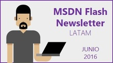 MSDN Flash - Junio 2016
