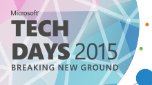 TechDays 2015 Indonesia