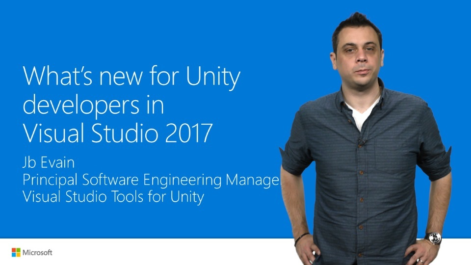 What's new for Unity developers?