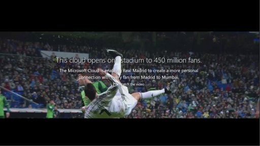 Real Madrid & Microsoft: Better Together - Embarking on a Digital Transformation Initiative