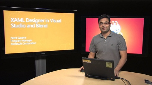 Walkthrough: Designing Metro style apps with XAML Designer in VS and Blend