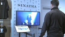 Frank Sinatra's Virtual Shoes and You